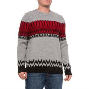 NWT Pajar Tremblant Crewneck Sweater